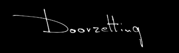 Doorzetting